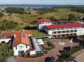 Strandhotel Duinoord, pet-friendly hotel in Vrouwenpolder
