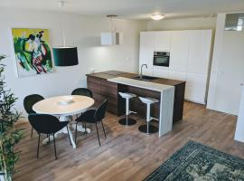 NEW cool&hip apartment citycentre +PRIVATE PARKING