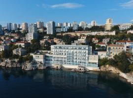 Hotel Jadran, budget hotel in Rijeka