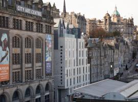 Market Street hotel, hotel in Edinburgh