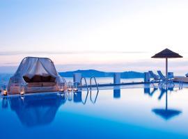 Santorini Princess Spa Hotel, hôtel à Imerovigli