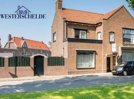 Westerschelde B&B, pet-friendly hotel in Vlissingen