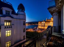 Parlament Luxury Apartment