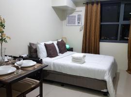 DC East Central Apartment Cebu at Horizons 101 Condominium