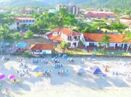 Hotel Porto do Eixo, hotel em Ubatuba