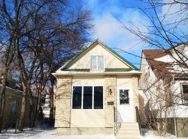 House located near the Forks