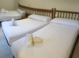 Los Fronterizos, hotel in Irún