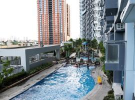 Cubao Manhattan Heights Unit 7A Tower D
