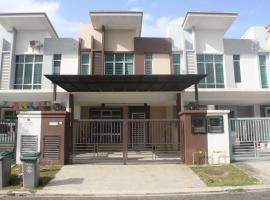 AB HOME 'First Suite' #PASIR GUDANG #Seri Alam #10 person, hotel in Pasir Gudang