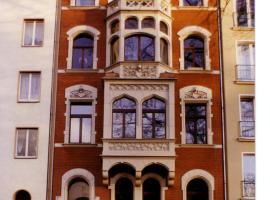 Gemütliche, ruhige Wohnung am Volksgarten-Südstadt, hotel in Cologne