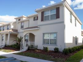 Stunning 5 Bd Home w/ Pool Close to Disney 4822
