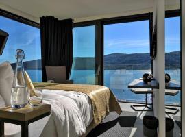 Sky Beach Aparthotel, family hotel in Marina