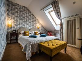 Viesnīca Comfy classic apartment in Trakai Traķos
