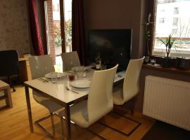 Apartament przy parku, hotel near Zoological Garden, Wrocław