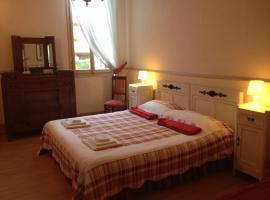 villa teresa appartamento giardino segreto