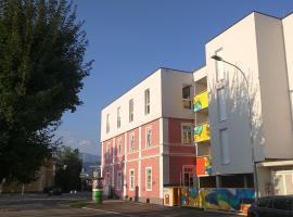 214 Messe Apartments Salzburg