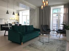 Riga serviced apartment