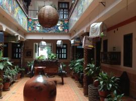 Los 10 mejores hoteles cerca de Aeropuerto internacional Lic ...