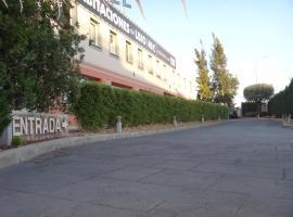 Valle del Nilo, motel in Ventas de Poyo