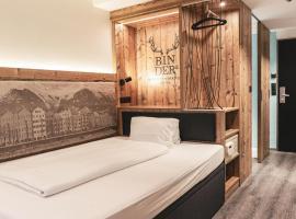 BinderS Budget City-Mountain Hotel, Hotel in Innsbruck