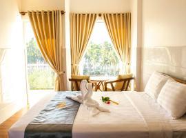 Mui Ne Beach Hotel, отель в Муйне