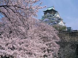 Osaka Luxury Stay TM1 Residence Tamatsukuri