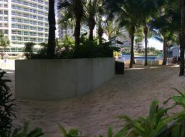 Azure Urban Resort Beach Stay