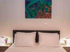 Oro's Stylish Kolonaki Flat Next to Metro & Museums, hotel near Lycabettus Hill, Athens