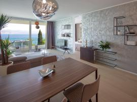 Opatija Deluxe Apartment with swimming pool, hotel with pools in Opatija