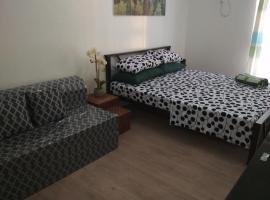 Relaxing Furnished Studio along EDSA/North Ave MRT