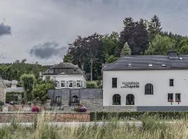 Hostellerie de la Chapelle, budget hotel in Malmedy