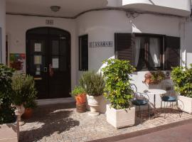 Bed and Breakfast Dianamar, hotel near Albufeira Old Town Center, Albufeira