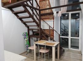 Loft-Apartment on Sokolova 20