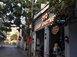 Luxury Apartment - Miễn phí đưa đón sân bay, serviced apartment in Ho Chi Minh City