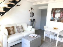 Villa le Nid, luxury hotel in Nice