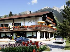 Hotel Garni Dietrich KG, hotel near King's House on Schachen, Seefeld in Tirol