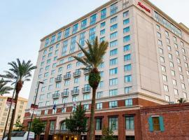 New Orleans Downtown Marriott at the Convention Center, hotel near New Orleans Riverwalk Shopping Center, New Orleans