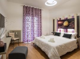 Saturno, hotel em Lido di Ostia