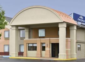 Howard Johnson by Wyndham Allentown/Dorney Hotel & Suites, hotel with pools in Allentown
