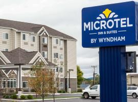 Microtel Inn & Suites by Wyndham Altoona, hotel with pools in Altoona