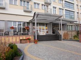 ALKA Sun Resort – hotel w mieście Ustronie Morskie
