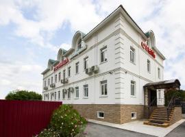Отель Каширская Тюмень Центр