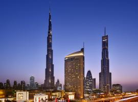 Address Dubai Mall: Dubai'de bir otel