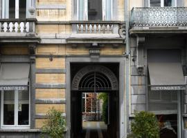 Hotel Du Congres, hotel in Brussels