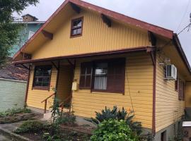 Casa da vovó, holiday home in Gramado