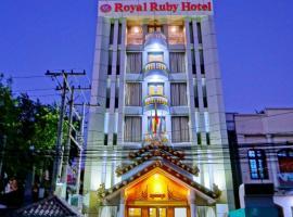 Royal Ruby Hotel Mandalay