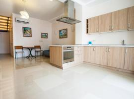 Апартаменты на берегу моря под Одессой