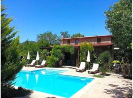 Kayakoy Villa Sleeps 6 Pool Air Con, מלון בKayakoy