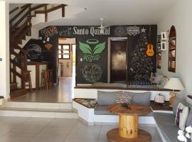 Santo Quintal Hostel