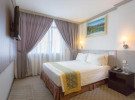 Hallmark Leisure Hotel, hotel di Melaka
